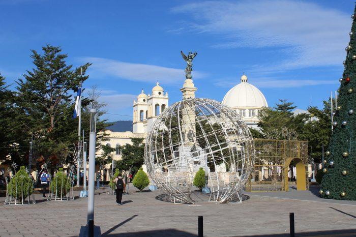 San Salvador City Tour