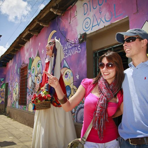 Coffee Tour and Charming Towns