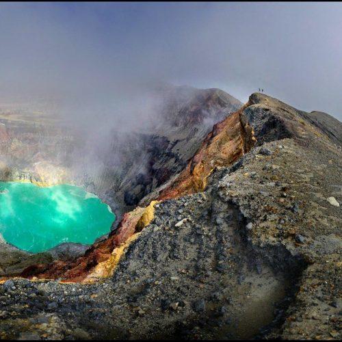Santa Ana Volcano Climbing