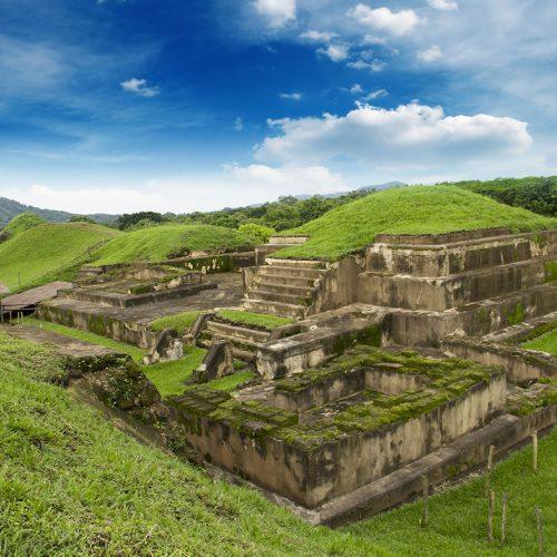 El Salvador Fascinating Maya World